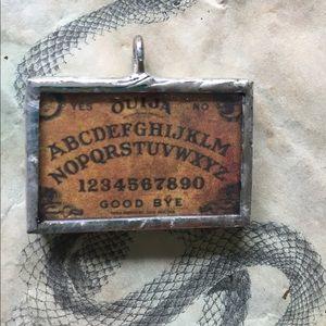 Jewelry - Ouija witchcraft devil soldered jewelry pendant
